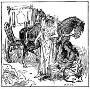 Cinderella G P Jacomb-Hood 1889 2