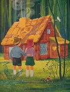 Haensel und Gretel Hanns Lohrer 1946