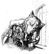 Wolf und die sieben Hermann Vogel 2