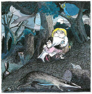 Haensel und Gretel Tony Ross 06