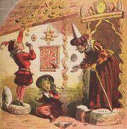 Haensel und Gretel 1861 unbekannt