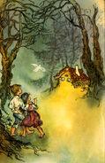 Haensel und Gretel Traude Schlegel