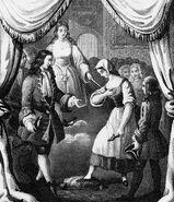 Aschenputtel Carl Peter Geissler 1843 ausschnitt