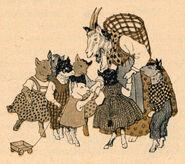 Wolf und die sieben Paula Ebner 1