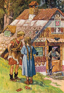 Haensel und Gretel Curt Liebich 1