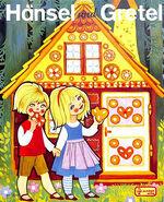 Haensel und Gretel Felicitas Kuhn Pappbilderbuch cover 1