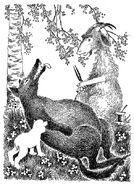 Wolf sieben geisslein Ilon Wikland 1956 2
