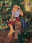 Aschenputtel Valerian Gillar 1947 1