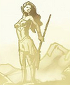 WomanWithBroomStatue