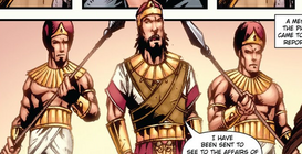 Pharaoh'sGuards