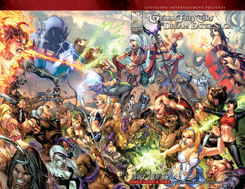 TDES01 - Cover A - Complete