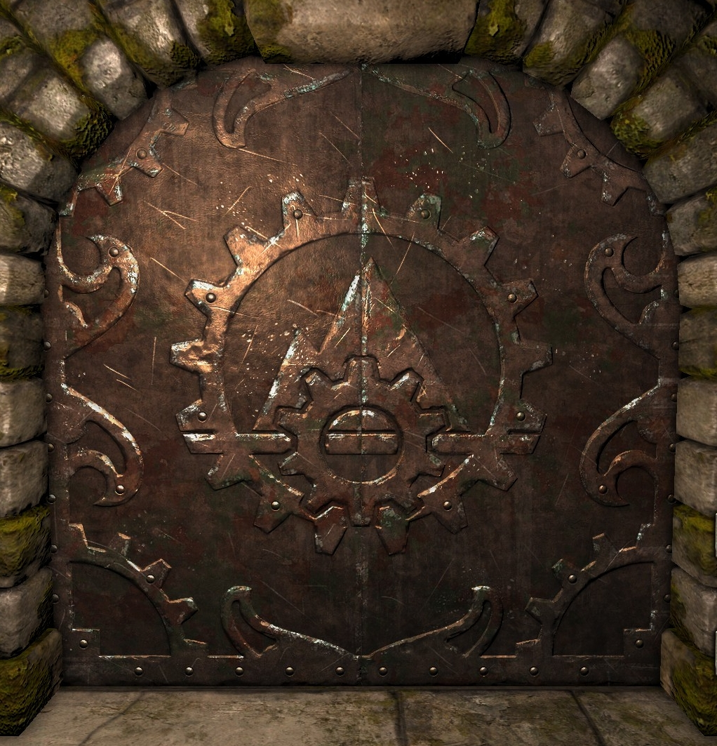 Iron Doors Legend Of Grimrock Wiki Fandom Powered By Wikia