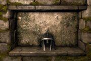 Iron basinet ig