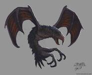 Legend of grimrock crowern concept