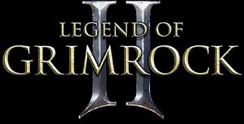 Legend of Grimrock 2 лого