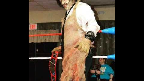 GTS Wrestling - Giant LeatherFace Theme Song