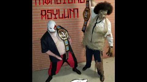 GTS Wrestling - Monsters Asylum Theme Song