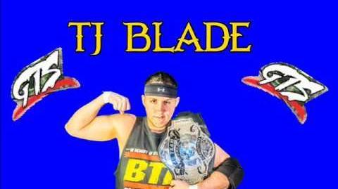 GTS Wrestling - TJ Blade Theme Song