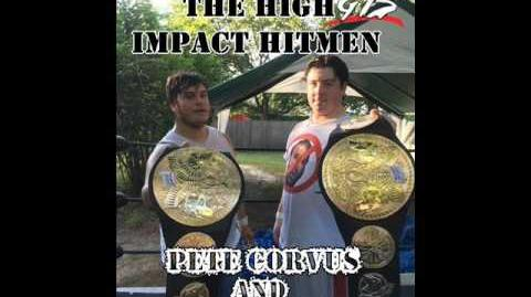 GTS Wrestling - The High Impact Hitmen Theme Song