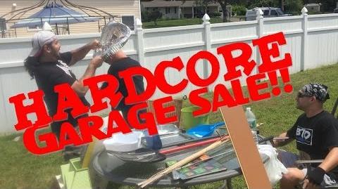 HARDCORE GARAGE SALE!! Boom Travone Nitro!!!