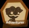 Grinns adventurer