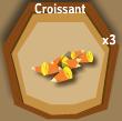 Croissant Halloween