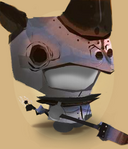 Grinns Knight RhinoArmor
