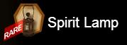 Spirit Lamp