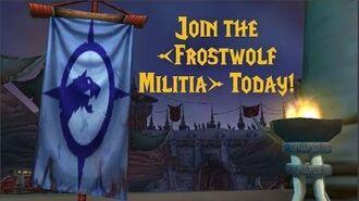 Frostwolf Militia Recruitment Video 2