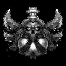 Rogue Crest bw