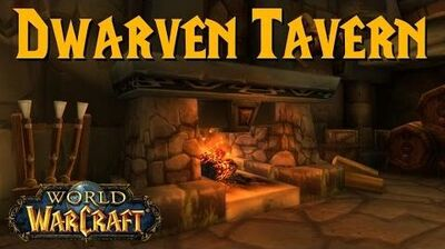 Dwarven Tavern (World of Warcraft Ambience with Music)