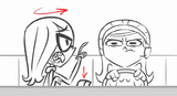 Mina likes Trina's hair