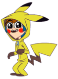 Great to be corey riffin gif pikachu edition by xenodragon11-d6enwyg