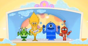 The Bubble Bunch Band
