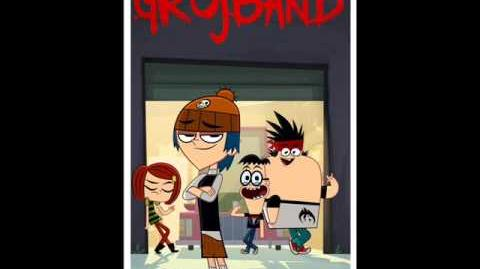 Grojband - Song 15 Tire Tracks From The Episode 8 (Original Version) (HQ)
