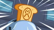 ANGRY FACE TOASTER!!!