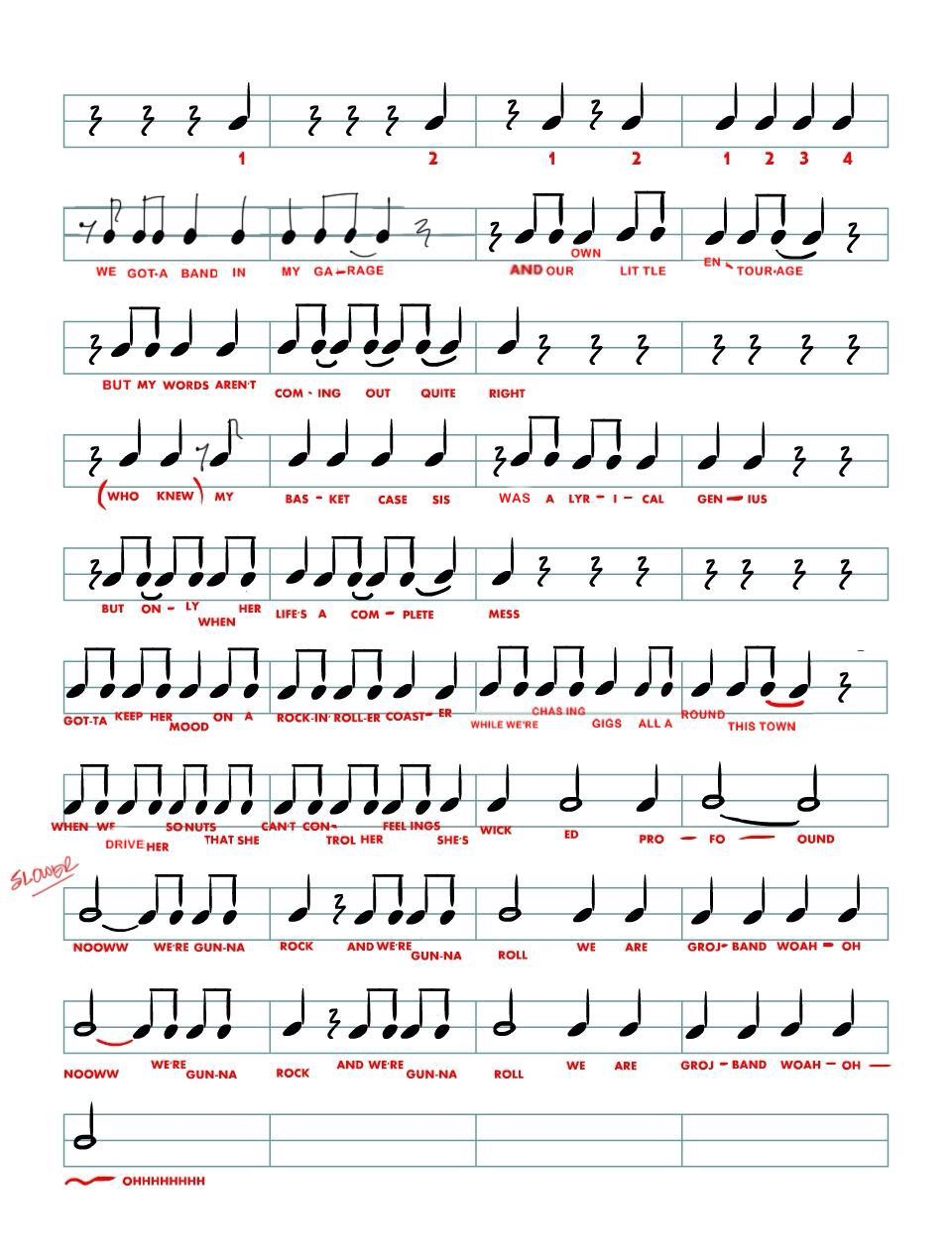 Pokemon Chords Images Piano Chord Chart With Finger Positions