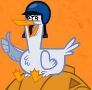Random Stunt Duck