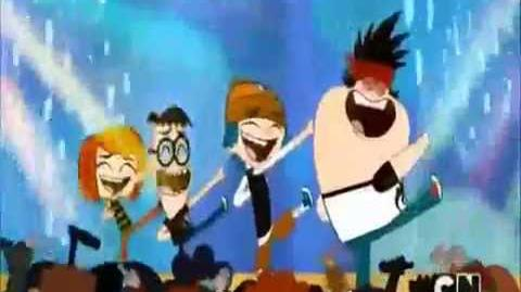 """Grojband - Song 34 """"This Bubble Don't Pop"""" From The Episode 18 (HQ)"""