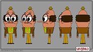 Mayor Mellow's Character Sheets