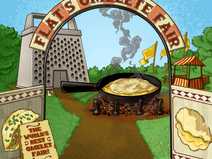 Omelet fair