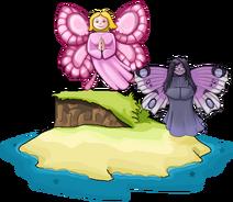 Map fairy isle new both