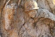 Monumento ai minatori Selvena 3
