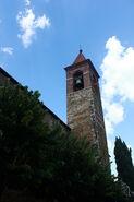 Chiesa di San Donato Scarlino campanile
