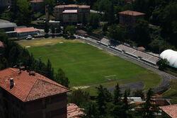 Arcidosso campo sportivo