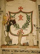 Torre di Davide altare