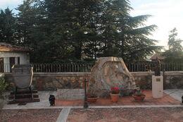Monumento ai minatori Selvena