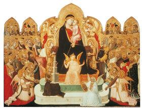 Maestà del Lorenzetti