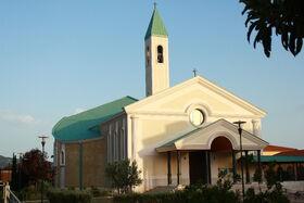 Chiesa Santi Pietro e Paolo Follonica