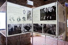 Centro studi David Lazzaretti sezione espositiva